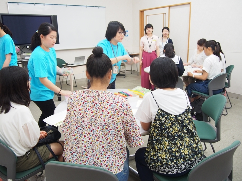 福祉臨床学科による学科別プログラム