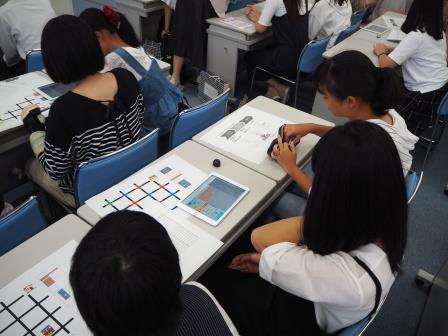 「小学校にやってきた!プログラミング教育体験」