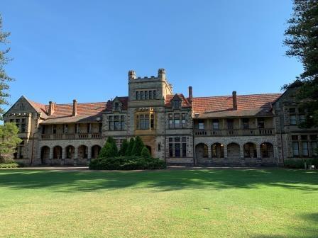 西オーストラリア大学(CELT)校舎